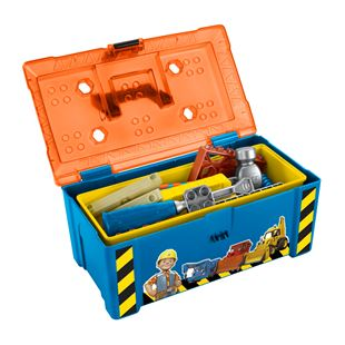 Bob the Builder Saw and Toolbox