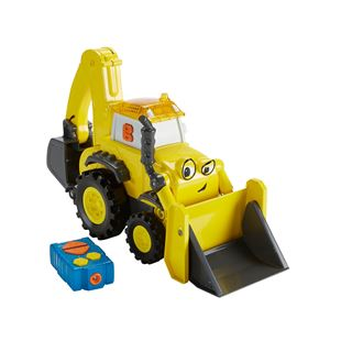 Bob the Builder Radio Control Super Scoop