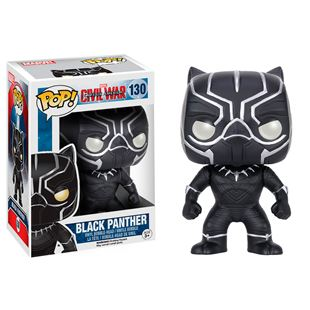 POP! Vinyl: Civil War: Black Panther