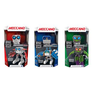 Meccano Tech Micronoids - Assortment