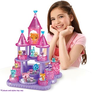 Crystal Surprise Sparkling Surprise Castle