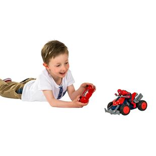 Spider-Man Radio Control Quad Bike