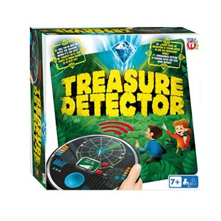 Treasure Detector Game