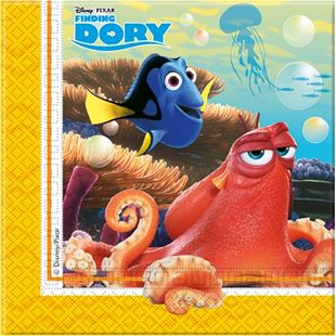 Finding Dory Two-Ply Paper Napkins