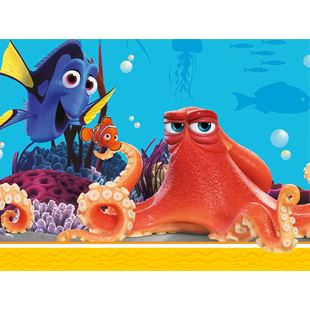 Finding Dory plastic tablecover 120x180 cm