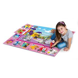 Paw Patrol Electronic Floor Game Skye