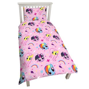 4 Piece Junior Bedding Bundle My Little Pony