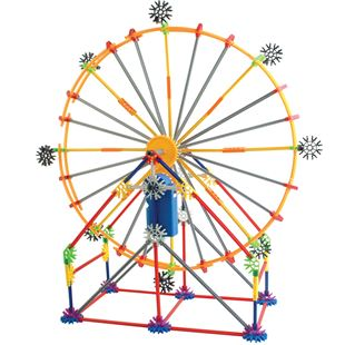Ferris Wheel 8 in 1 Model Set