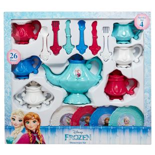 Frozen 26 Piece Dinnerware Set