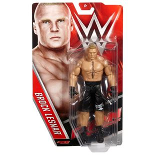 WWE  Basic Figures Series 64 Brock Lesnar