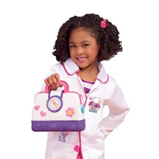 Doc McStuffins Toy Hospital Bag Set