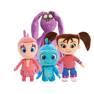 Kate and Mim-Mim Plush - Assortment
