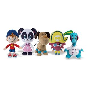 Noddy 20cm Plush Assortment