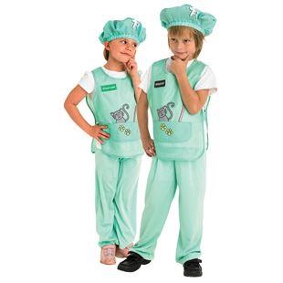 Kids Vet Medium Costume