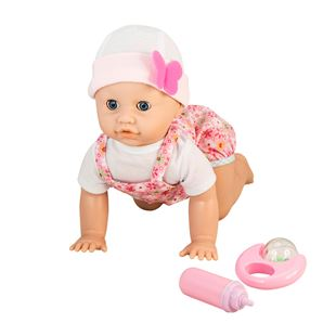 Giggles and Wiggles Crawling Baby