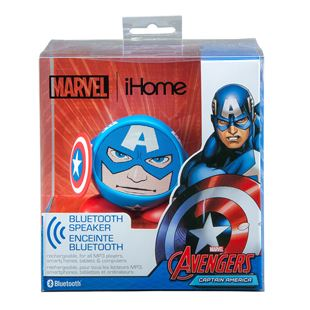 Captain America Bluetooth Character Speaker