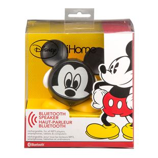 Mickey Mouse Bluetooth Character Speaker