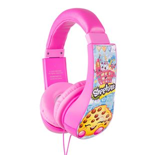 Shopkins Kid Safe Headphones