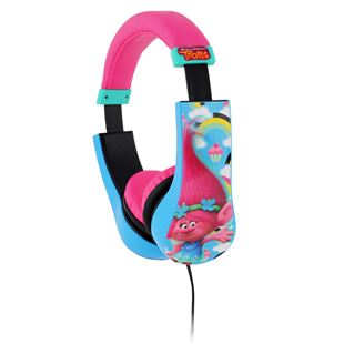 Trolls Kid Safe Headphones