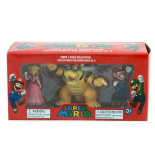 Nintendo Super Mario Mini Figure Pack Bowser
