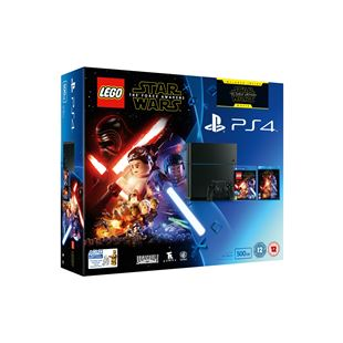PS4 500GB LEGO® Star Wars™: The Force Awakens™ Console Bundle