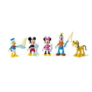 Disney Junior Mickey Mouse 5 figure pack
