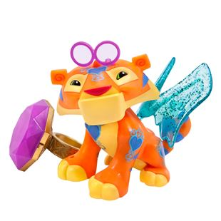 Animal Jam Light Up Friend with Ring - Assortment