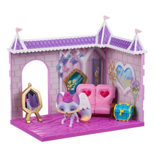 Animal Jam Princess Castle Den
