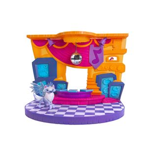 Animal Jam- Club Geoz Playset