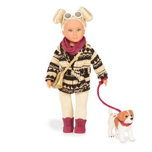 Lori Dakota Doll and Pet Duke
