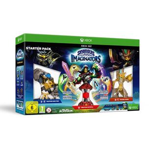 Skylanders Imaginators Starter Pack X360