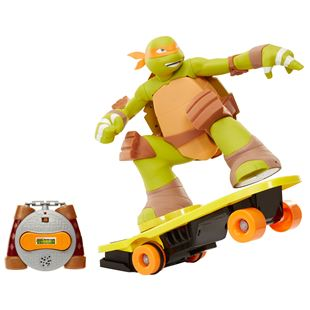 Teenage Mutant Ninja Turtles Remote Controlled Skateboarding Michelangelo