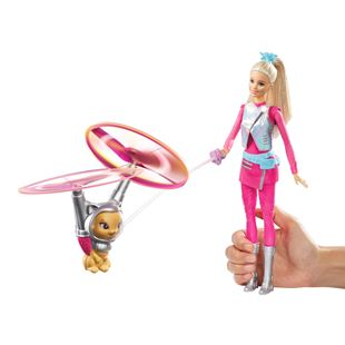 Barbie Star Light Adventure Doll & Pet