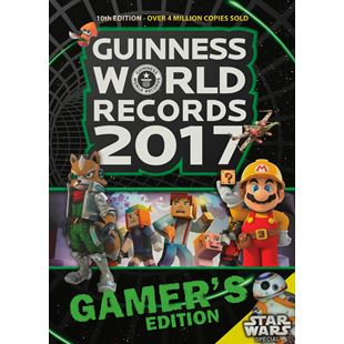 Guinness World Records Gamer's Edition 2017
