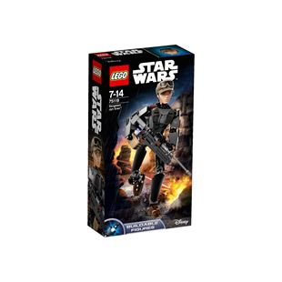 LEGO Star Wars Rogue One Sergeant Jyn Erso 75119
