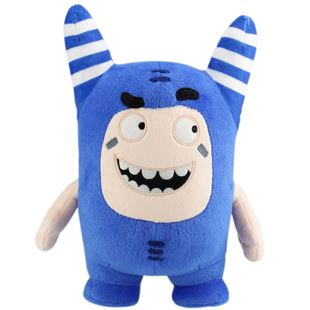 Oddbods Large Talking Soft Toys Pogo