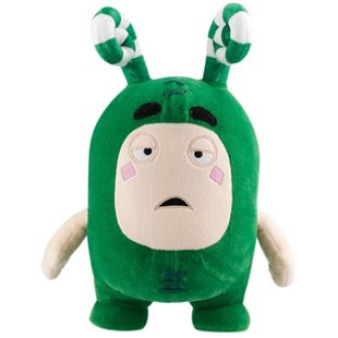 Oddbods Large Talking Soft Toys Zee