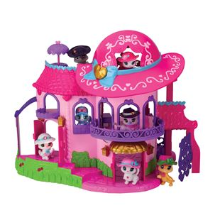Kitty Club Clubhouse Play Set