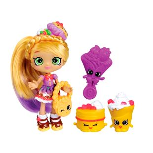 Shopkins Series 2: Shoppies Doll Pam Cake