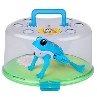 Little Live Pets Frog Lily Pad