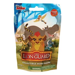 Lion Guard Mini Figure Blind Packs - Assortment