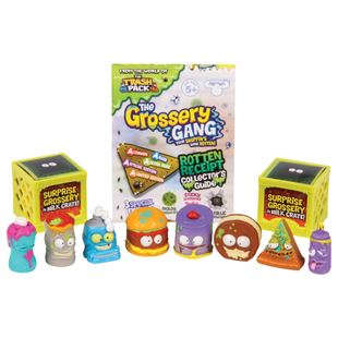 Grossery Gang 10 Pack Series 1