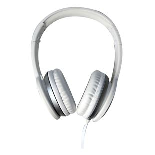 Maxell Super Style Headphones Inc Mic White