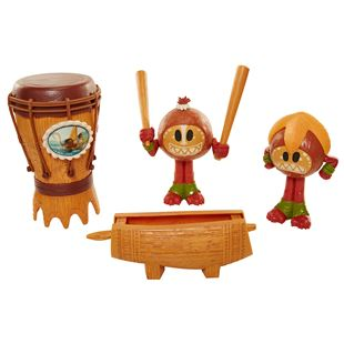 Disney Moana Kakamora Percussion Set