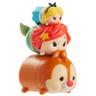 Tsum Tsum 3 Pack Figures Wave 2
