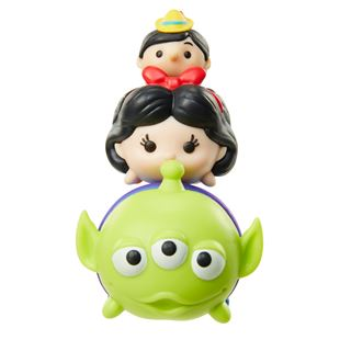 Tsum Tsum 3Pk Figures Assortment