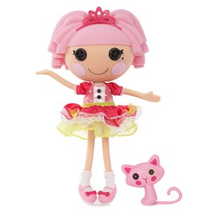 Lalaloopsy Jewel Sparkles Doll and Pet