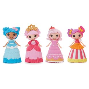 Mini Lalaloopsy Style 'N' Swap Princess - Assortment
