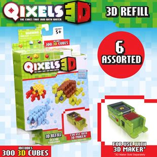 Qixels 3D Theme Pack