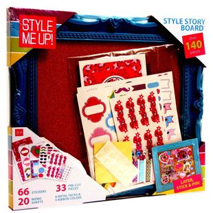 Style Me Up Storyboard